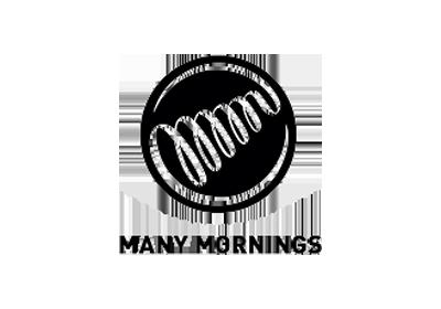 MANY MORNINGS (メニーモーニングス)